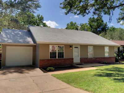 Barnhart Single Family Home For Sale: 1950 Donnell Drive