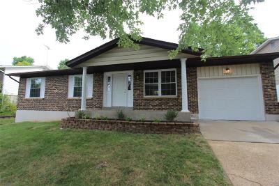 Arnold Single Family Home For Sale: 2802 Tiara Drive