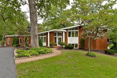 St Louis County Single Family Home For Sale: 5 Sackston Woods Lane