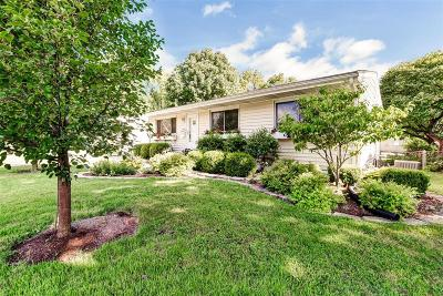 St Louis County Single Family Home For Sale: 1105 Kostka Lane