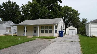 St Louis County, St Louis City County, St Charles County Single Family Home For Sale: 22 Florval