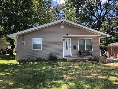 St Clair MO Single Family Home For Sale: $94,000