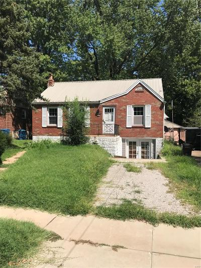 St Louis County, St Louis City County, St Charles County Single Family Home For Sale: 3404 Eminence