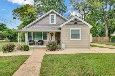Single Family Home For Sale: 717 Midland Avenue