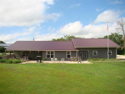 Pike County Single Family Home For Sale: 4105 Highway C