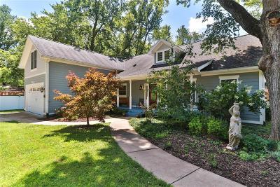Ballwin Single Family Home For Sale: 1237 Kiefer Creek Road