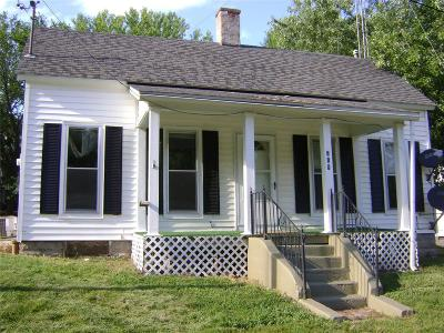 Pike County Single Family Home For Sale: 312 Water