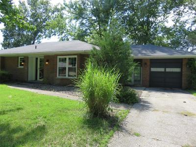 Godfrey Single Family Home Active Under Contract: 3412 Morkel Drive