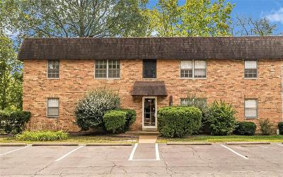 St Louis MO Condo/Townhouse For Sale: $115,000