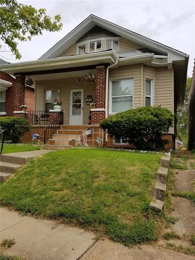 St Louis Single Family Home For Sale: 4753 Dahlia Avenue