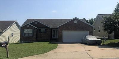 Rolla MO Single Family Home For Sale: $135,000