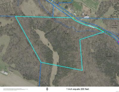 Franklin County, Gasconade County, Maries County, Phelps County, Osage County, Crawford County Farm For Sale: Decker Road