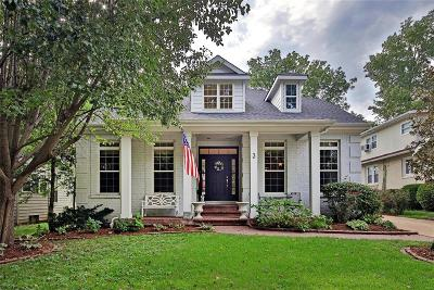 Ladue Single Family Home For Sale: 3 Magnolia Drive