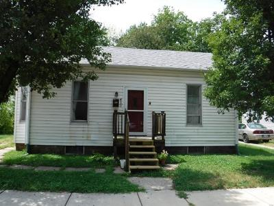 Bethalto IL Single Family Home For Sale: $19,900