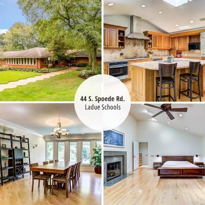 Single Family Home For Sale: 44 South Spoede Road