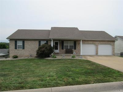Franklin County Single Family Home Active Under Contract: 5724 Steutermann