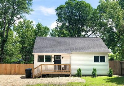 St James MO Single Family Home For Sale: $125,000