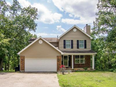 Jefferson County Single Family Home For Sale: 8316 Brouk Drive