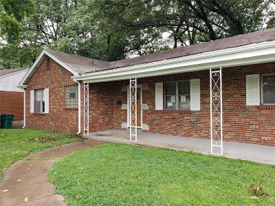 St Louis County Single Family Home For Sale: 10057 Grosvenor