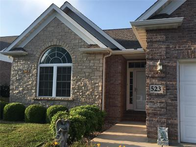 St Francois County Condo/Townhouse For Sale: 523 Wynnfield Lane