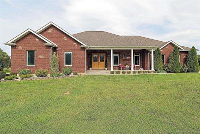 St Francois County Single Family Home For Sale: 101 Big River Drive