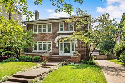 St Louis City County Single Family Home For Sale: 14 Arundel Place