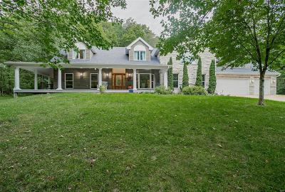 St Louis County Single Family Home For Sale: 18032 Turkey Bend Drive