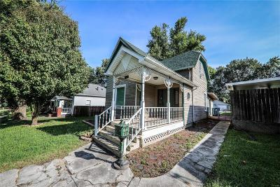 Collinsville Single Family Home For Sale: 309 Brown Avenue