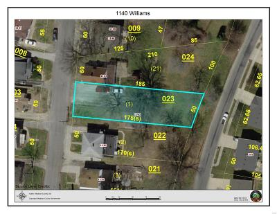 Collinsville Residential Lots & Land For Sale: 1140 Williams Street