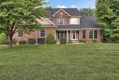 Franklin County Single Family Home For Sale: 953 Prairie View Court
