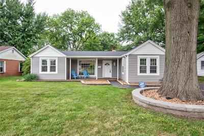 Belleville Single Family Home For Sale: 2011 Belle Avenue East