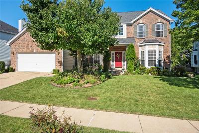 Ballwin Single Family Home For Sale: 658 Arbor Haven Drive