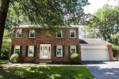 Chesterfield Single Family Home For Sale: 2358 Sportsmen Hill
