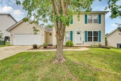 Single Family Home For Sale: 2814 Royallview