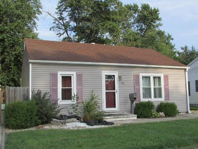 Jerseyville Single Family Home For Sale: 711 South Arch Street