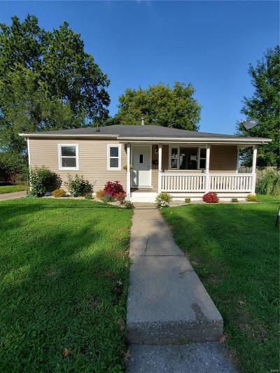 Granite City Single Family Home For Sale: 3241 Wayne Ave