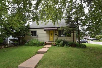 St Louis Single Family Home For Sale: 3377 Tedmar Avenue