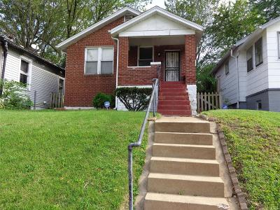 St Louis Single Family Home For Sale: 1144 Howell