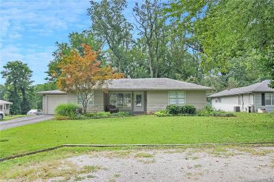 Belleville IL Single Family Home For Sale: $110,000