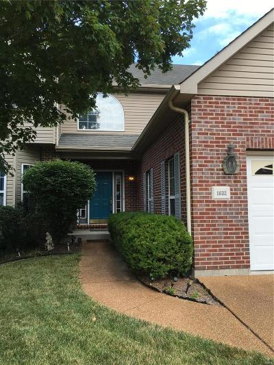 Single Family Home For Sale: 1632 Ivy Chase Lane