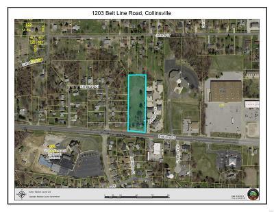 Collinsville Commercial For Sale: 1203 Belt Line Road
