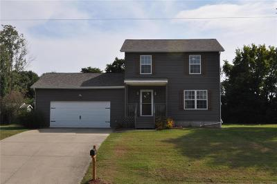 Troy Single Family Home For Sale: 2613 Chelsey Drive