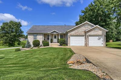 Edwardsville Single Family Home For Sale: 1285 Key West Drive