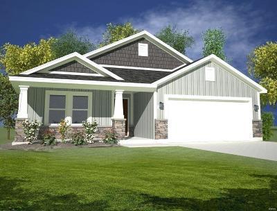 St Charles Single Family Home For Sale: 20 Tbb Knollwood