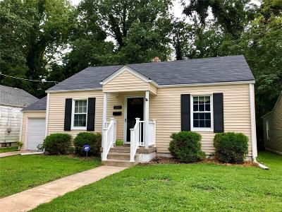 Alton Single Family Home For Sale: 3214 Hawthorne