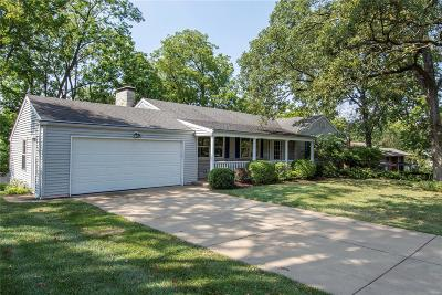 St Louis MO Single Family Home For Sale: $425,000