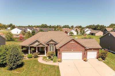 Troy Single Family Home For Sale: 309 Ambrose