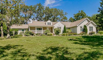 Franklin County Single Family Home For Sale: 9342 Highway Hh