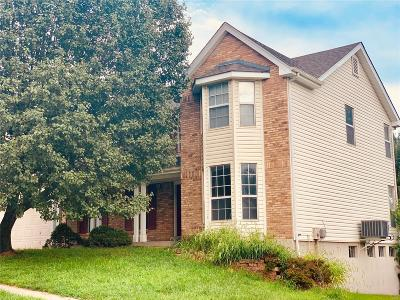 Single Family Home For Sale: 16462 Green Pines