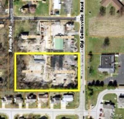 Fairview Heights Commercial For Sale: 5514 Perrin Road